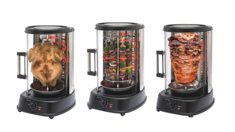 Maszynki do robienia kebabów