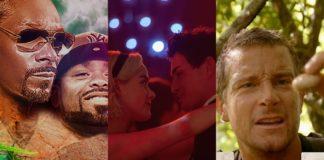 Trzy fragmenty filmów i serialu dostępnych na Netflix od kwietnia