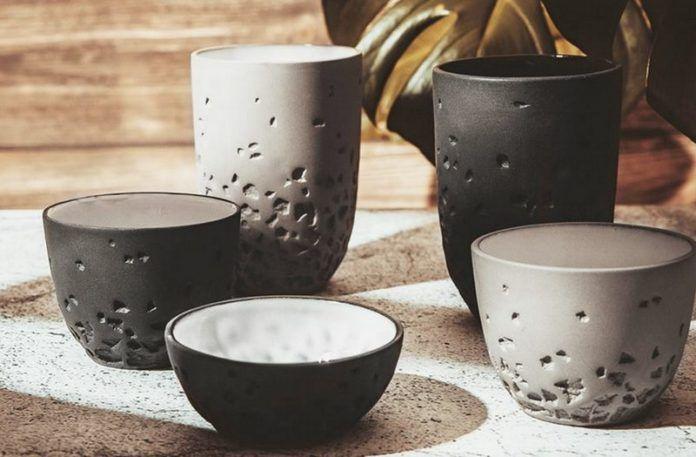 Ręcznie produkowana ceramika