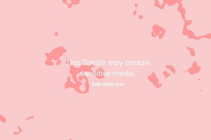 Różowa grafika