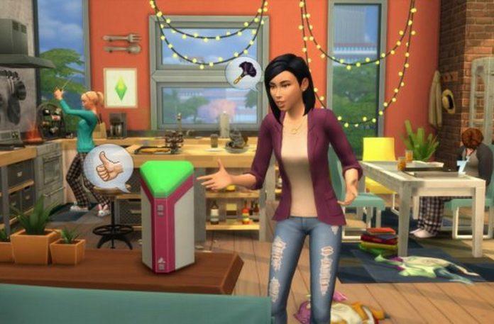 Zrzut ekranu z gry The SIms
