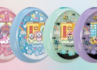 Nowa wersja zabawki Tamagotchi