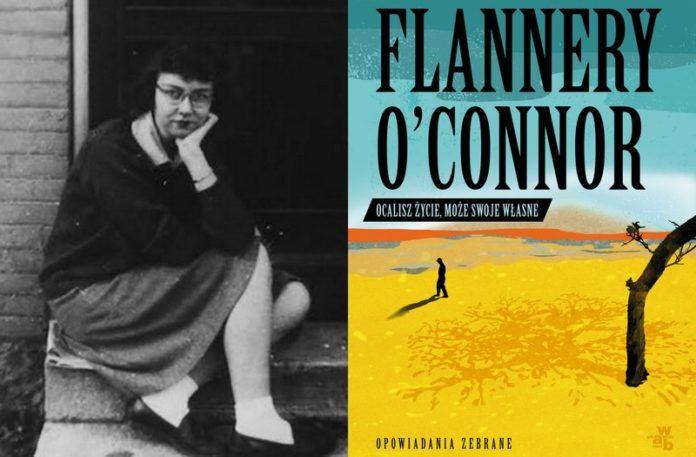 Czarno-białe zdjęcie kobiety siedzącej na schodach i okładka książki
