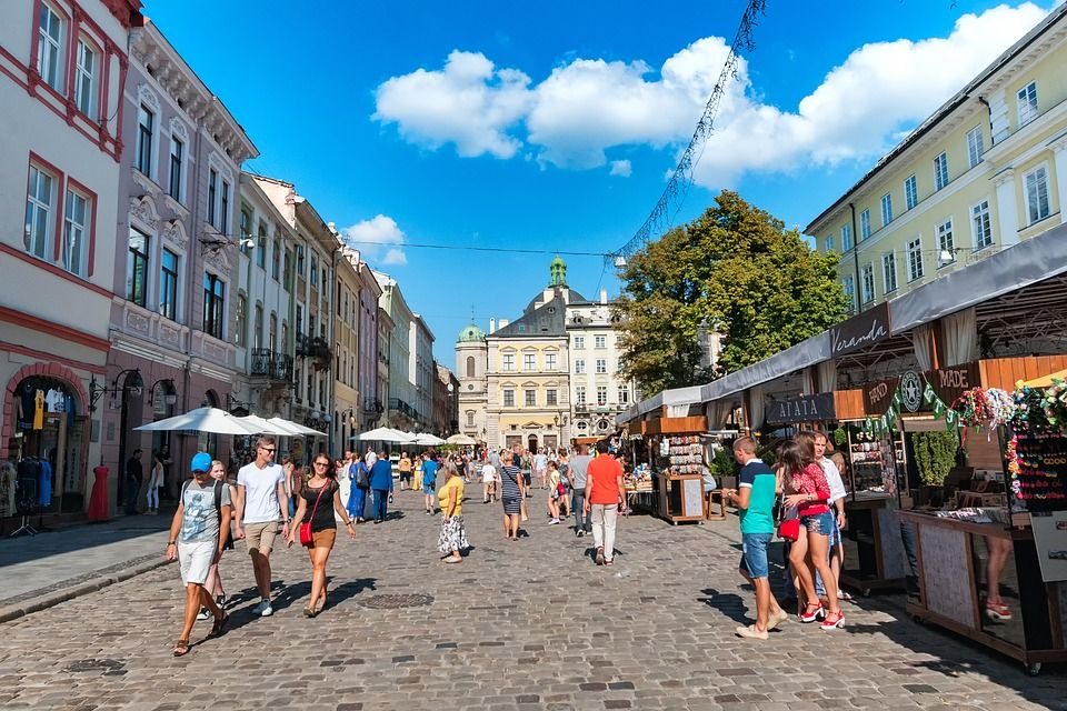 Ulica we Lwowie