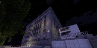 Klub Berghain w świecie minecraft