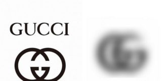 Nowe logo Gucci