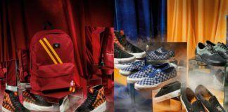 Kolekcja Vans x Harry Potter