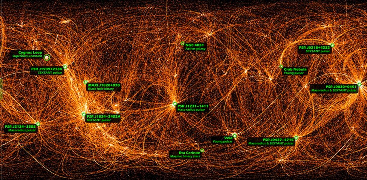 Obraz wszechświata