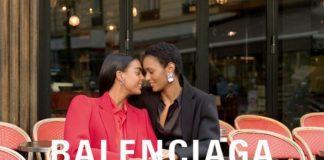 Dwie całujące się kobiety
