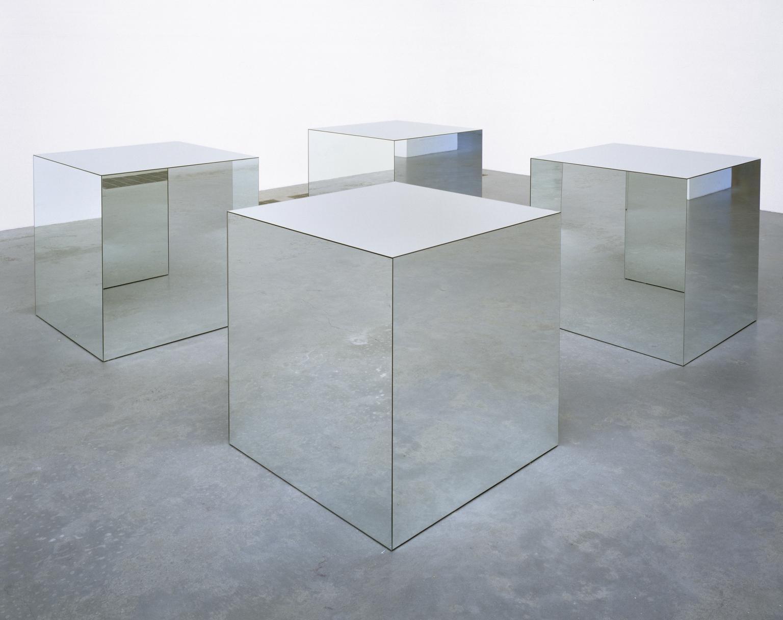 Minimalizm w sztuce Robert Morris