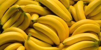 Żółte banany
