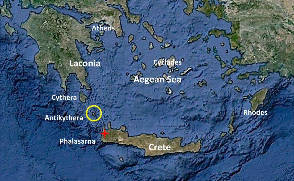 Zrzut ekranu z mapy
