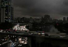 Miasto w ciemnościach