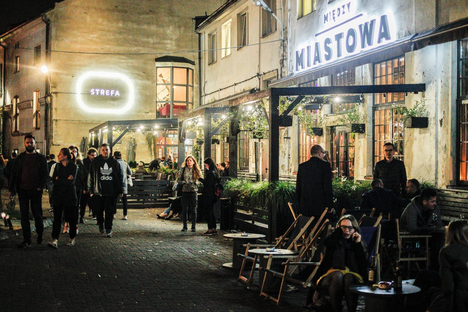 Kawiarnia KOMPLEKS TYTANO w Krakowie