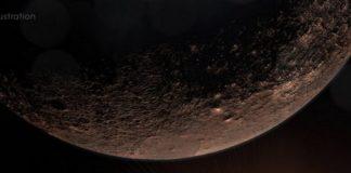 Widok planety