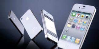 Zdjęcie przedstawiające bryłę iPhone'a 4