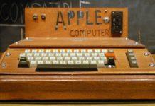 Pierwszy drewniany komputer Apple