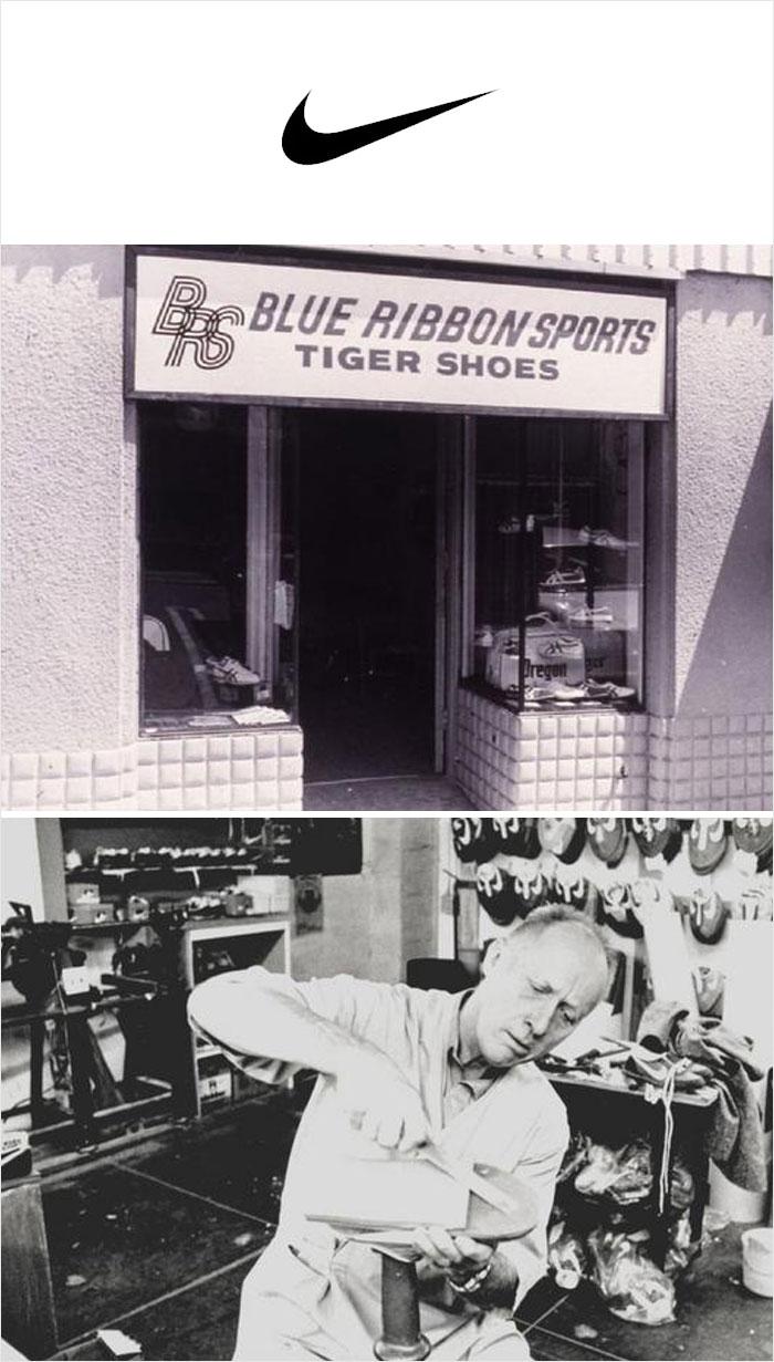 Nike dystrybucja japońskiego obuwia