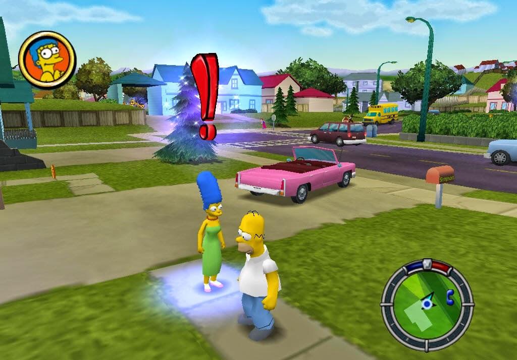 """Jest szansa, że kultowa gra """"The Simpsons: Hit & Run"""" doczeka się ..."""