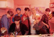 Członkowie koreańskiego zespołu