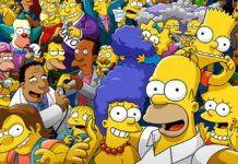 Bohaterowie serialu The Simpsons