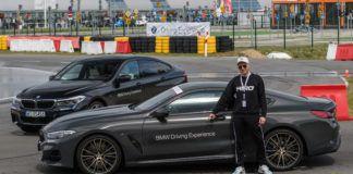 samochód BMW 850i