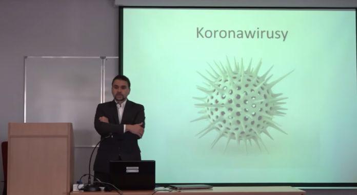 wykład o wirusach