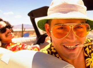 Kadr z filmu Las Vegas Parano