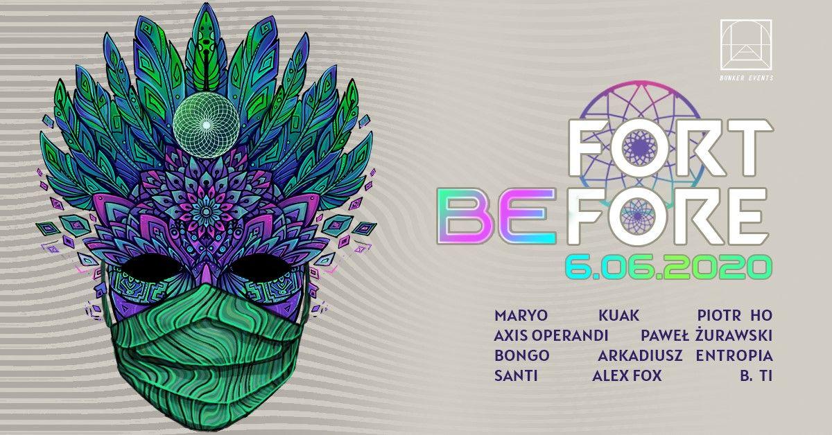 Grafika promująca wydarzenie Fort BEfore