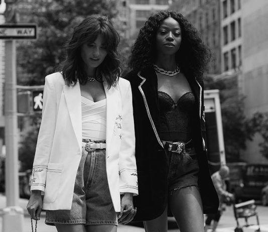 The Vintage Riot modelki w Nowym Jorku