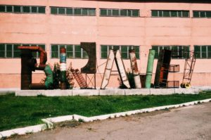 Instalacja na Brave! Factory Festival
