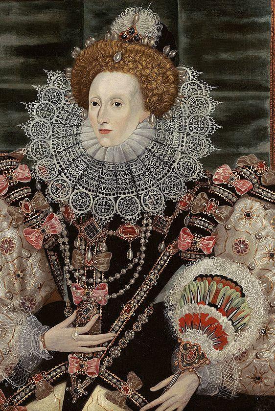 Obraz kobiety z dawnych czasowo