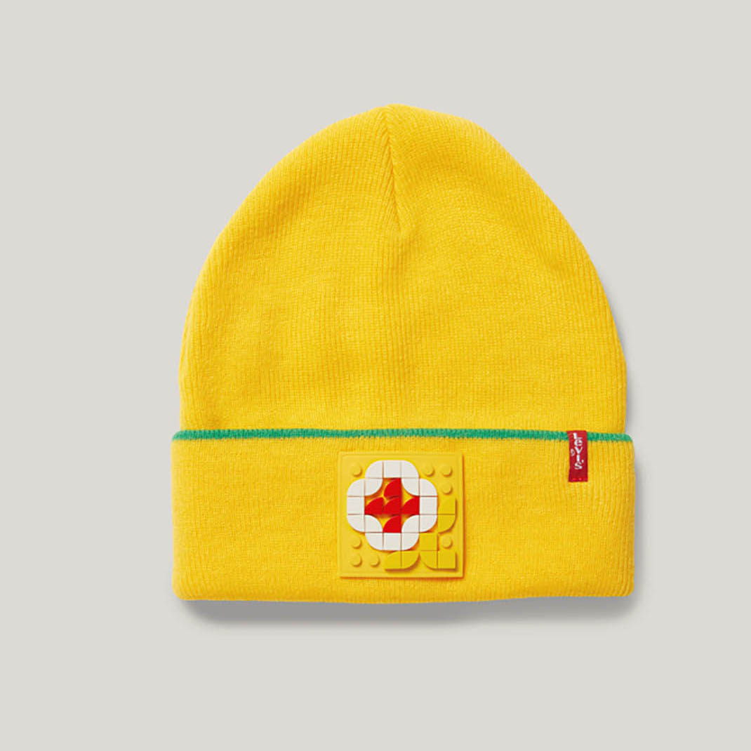 czapka levis lego