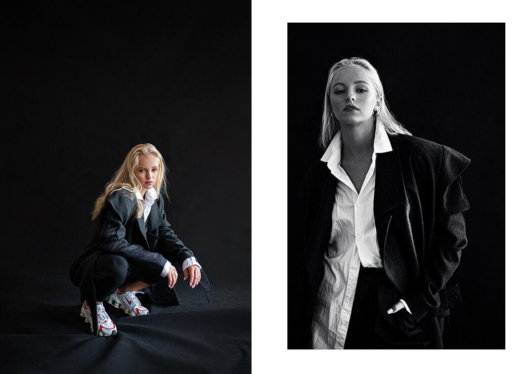 modelka Julia Tychoniewicz