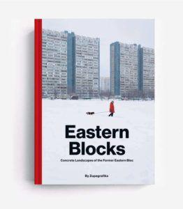 """Książka """"Eastern Blocks"""" wydania Zupagrafika"""