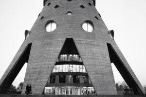 Podgląd wieży telewizyjnej Ostankino