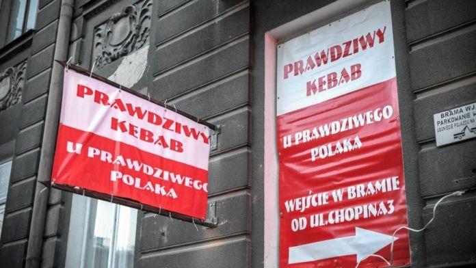 patriotyzm się sprzedaje polska kebab