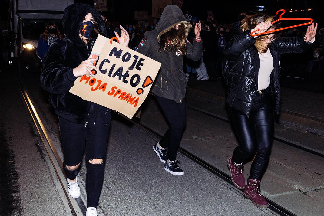 moje ciało moja sprawa hasło strajk kobiet
