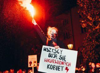 Strajk Kobiet Fotoreportaż