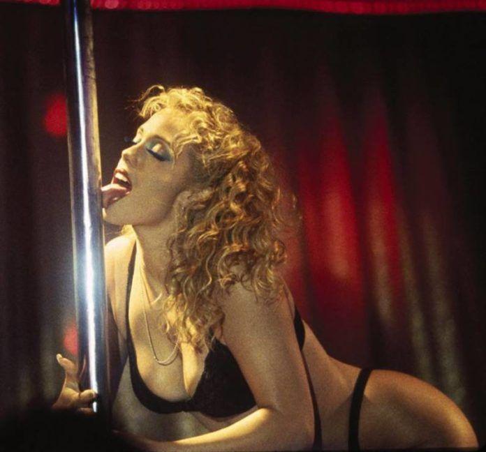 najbardziej seksowne filmy striptizerka