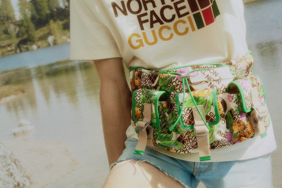 Kolekcja Gucci The North Face