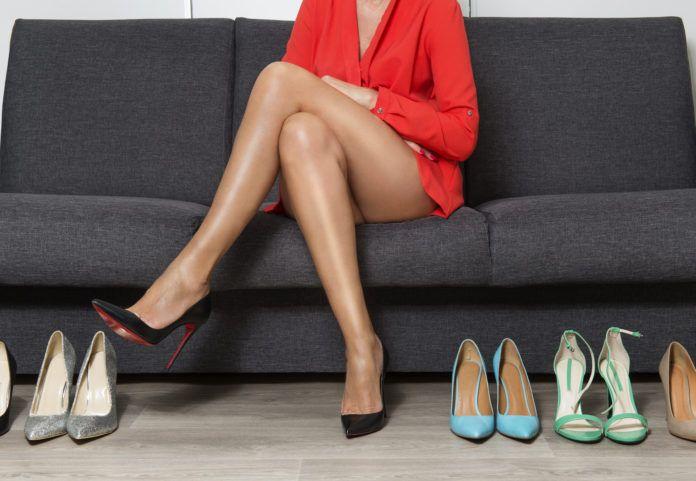 buty kobiety