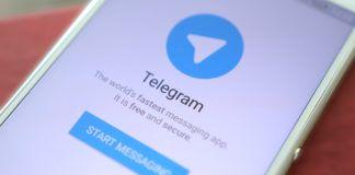telegram komunikator