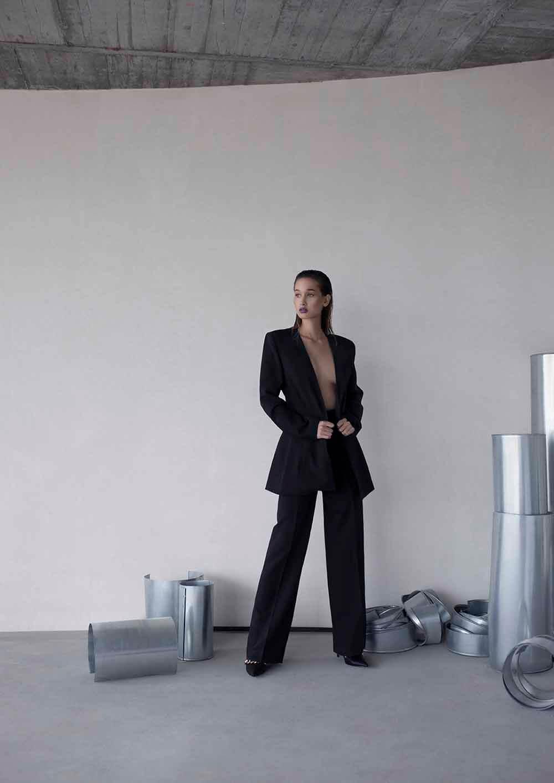 Karo Bill- Bauhaus Spirit