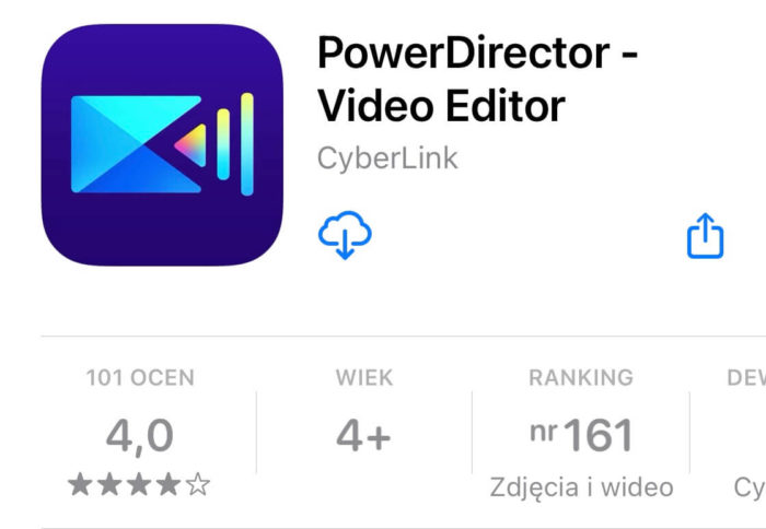 powerdirector editor