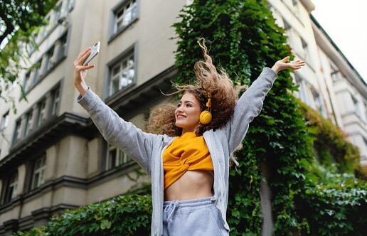 Taniec, rozrywka, tiktok, social media