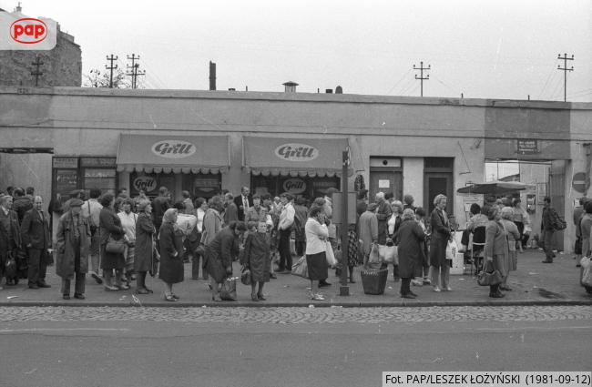 bazar różcykiego lata 80z