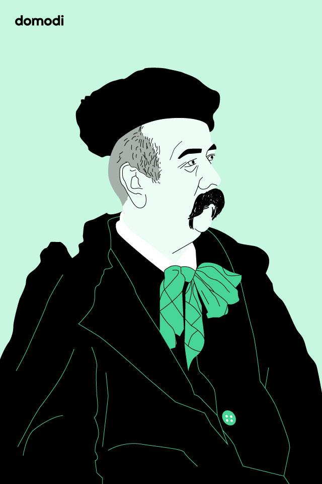 Charles Frederick Worth Magazyn HIRO grafika