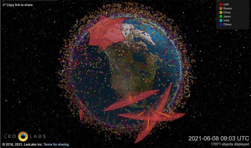Satelity online