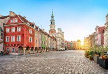 Najbardziej modne dzielnice Poznania rynek